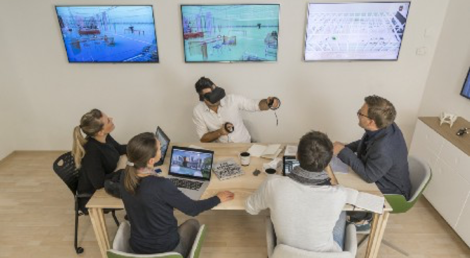 How To Make Virtual Reality A Reality In Your Design Firm Autodesk