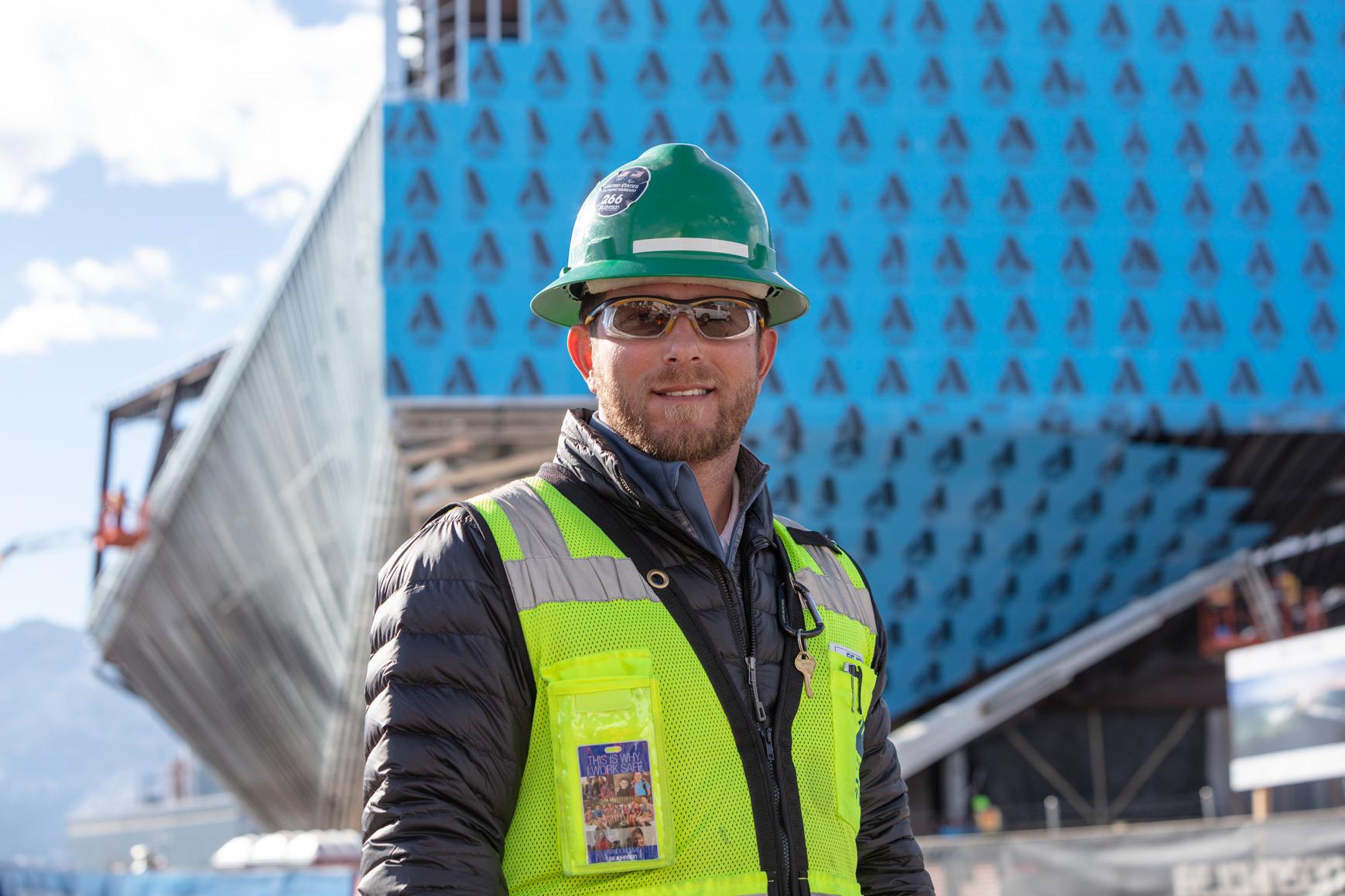 Construction general contractor