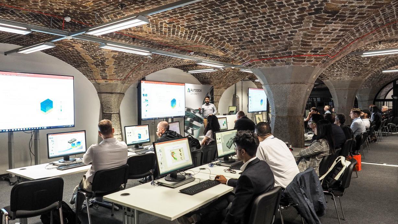 London Industry Image