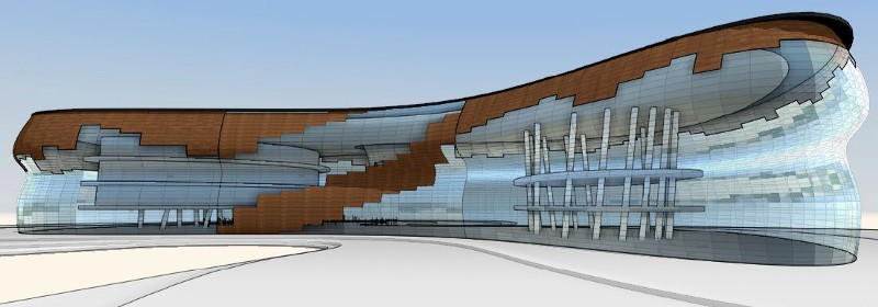 FormIt modeling tool