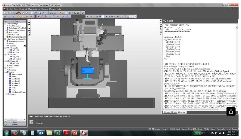 Enabling Autodesk technologies — FeatureCAM 2014