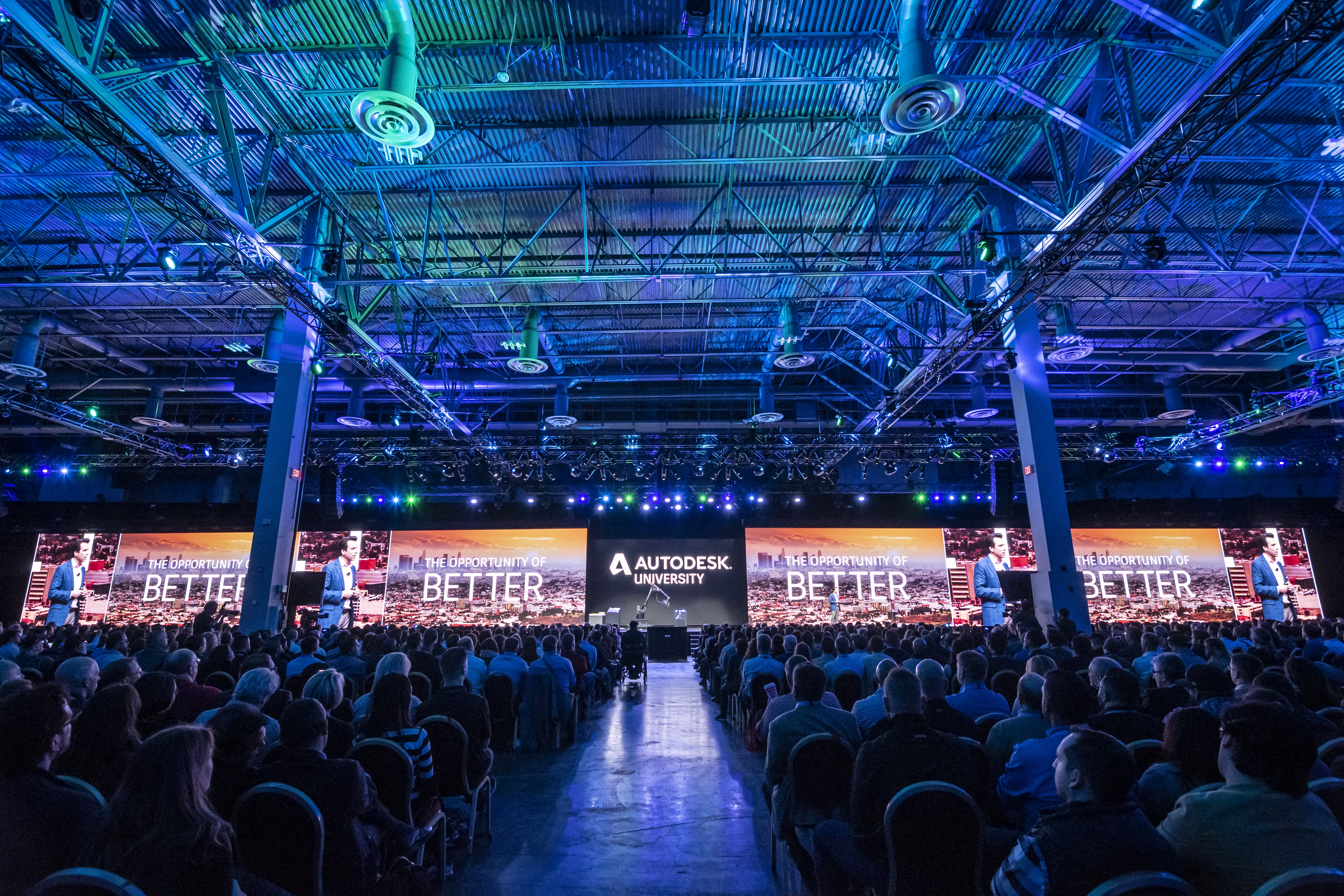 Registration For Au Las Vegas 2019 Is Open Autodesk University