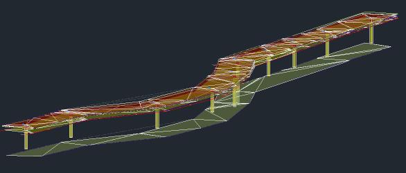 Linear site model