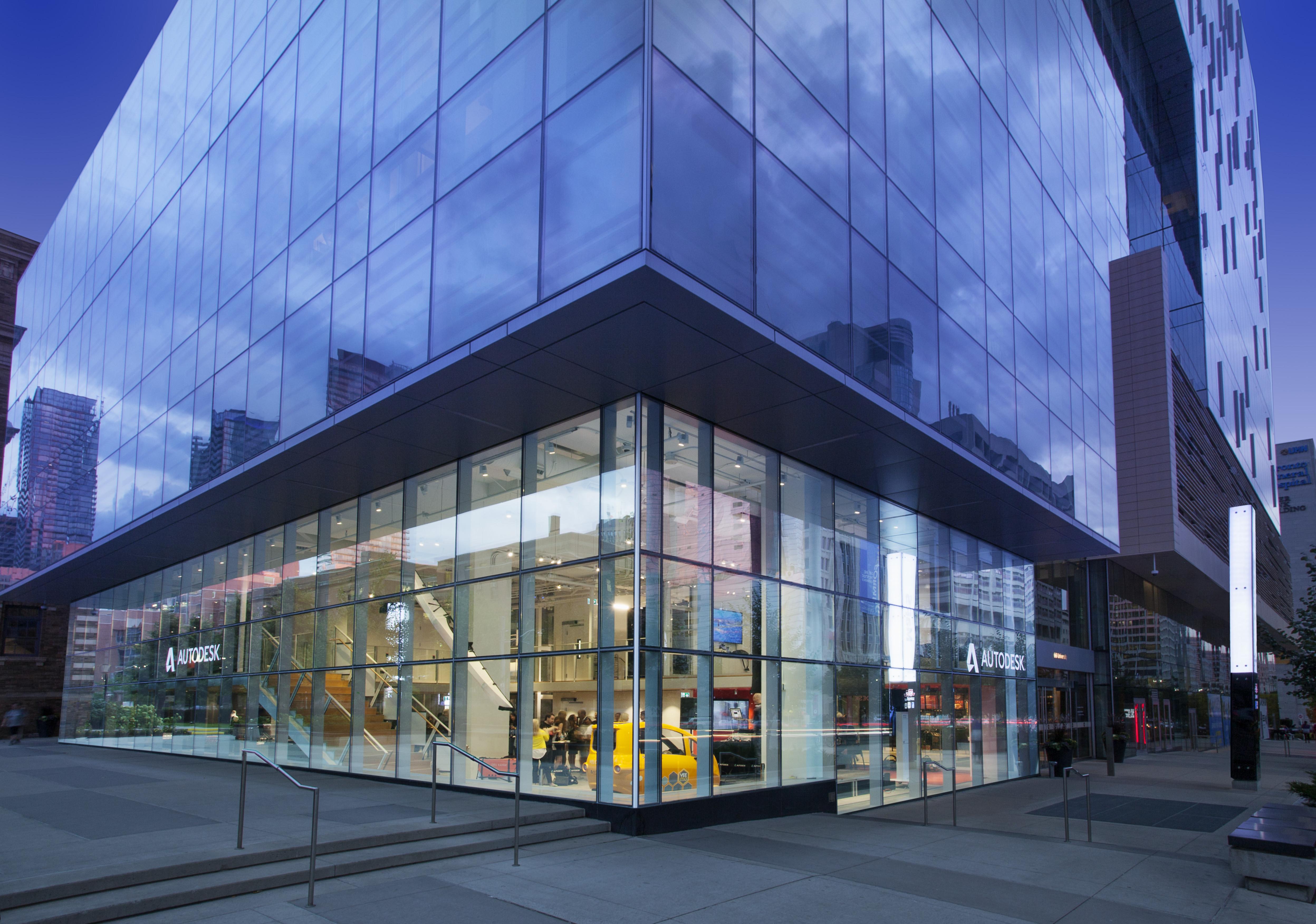 Autodesk Toronto Office