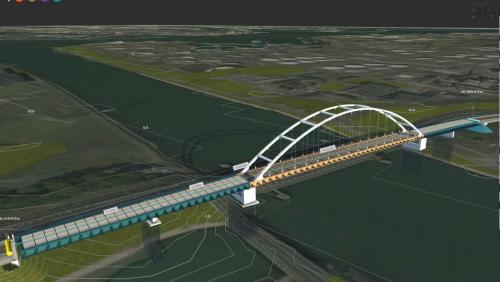 Connected Bridge Design