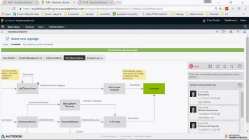 Smart Workflow: Adding Business Logic to Your Fusion