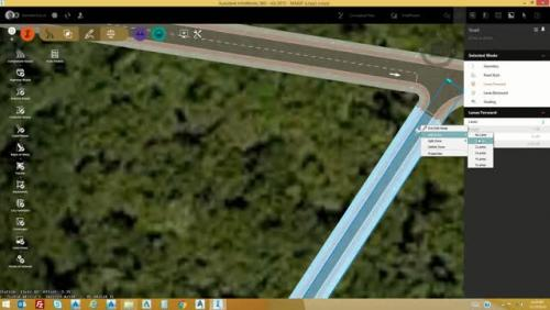 InfraWorks 360 Traffic Simulation: The Civil War at