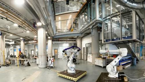 So, You Want a Robot? Design Robotics for 50K or Less  | Autodesk
