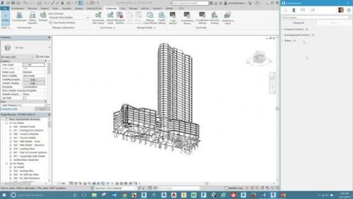 Collaboration for Revit: Opening the Doors for Real Collaborative