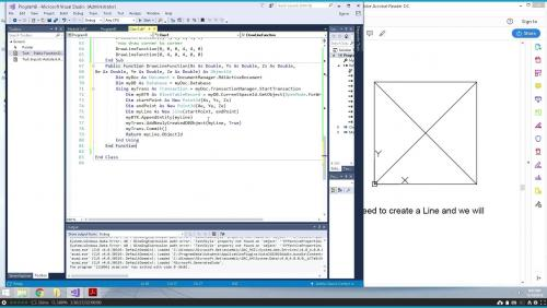Hands-on Introduction to VB NET Add-Ins for AutoCAD