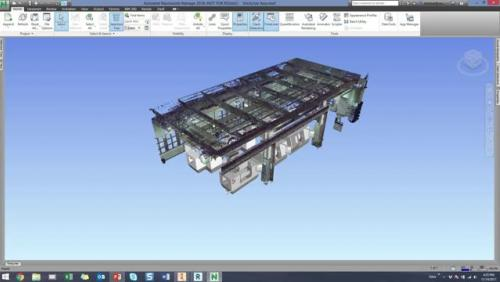 The Autodesk Factory Design Utilities and ReCap - A Great