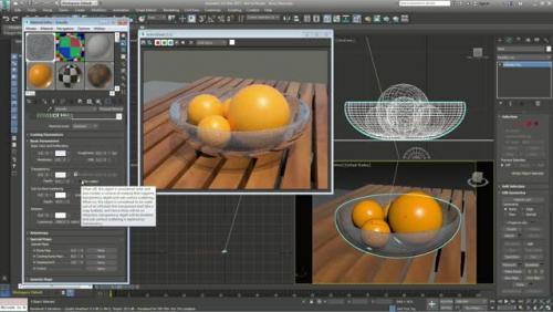 Visualization in the Raytracer Renderer (ART) | Autodesk University