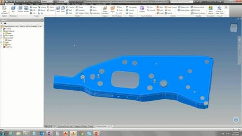 Inventor Flexible Modeling | Autodesk University