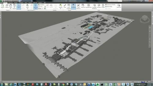 BIM for Airports—Take Off with Infrastructure Design Suite