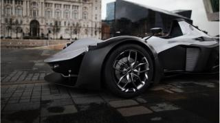 The new BAC Mono. Image courtesy of PaulHPhoto.